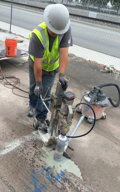 Concrete Coring & Cutting