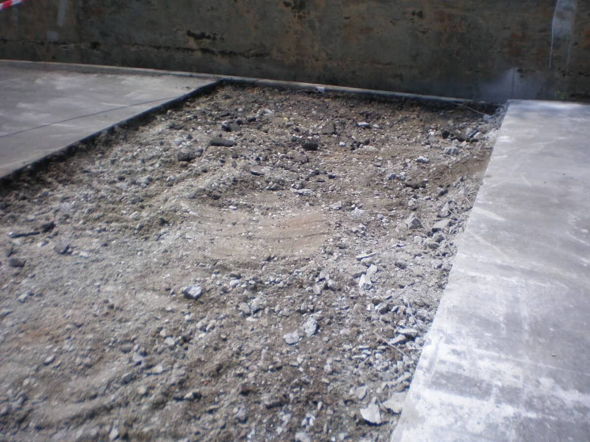 Floor Cutting
